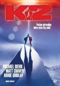 K2 (1991) plakat