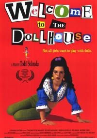 Witaj w domku dla lalek (1995) plakat