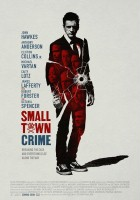 plakat - Small Town Crime (2017)