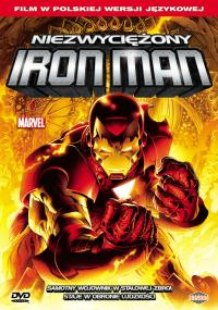 Niezwyciężony Iron Man (2007) plakat