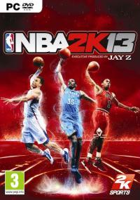 NBA 2K13 (2012) plakat
