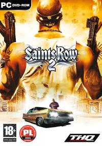 Saints Row 2 (2008) plakat