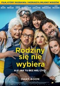 Rodziny się nie wybiera (2018) plakat