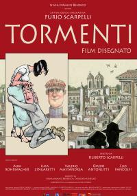 Tormenti - Film Disegnato (2011) plakat