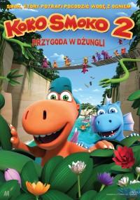 Koko smoko 2: Przygoda w dżungli (2018) plakat