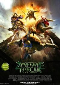 Wojownicze żółwie ninja (2014) plakat