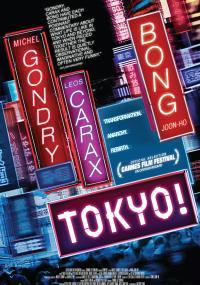 Tôkyô! (2008) plakat