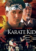 plakat - Karate Kid (1984)