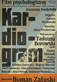 Kardiogram (1971) plakat
