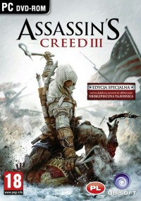 Assassin's Creed III (2012) plakat