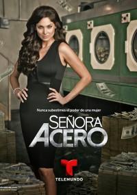 Señora Acero (2014) plakat