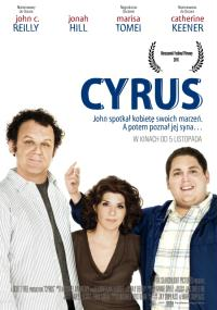 Cyrus (2010) plakat