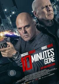 10 Minutes Gone (2019) plakat