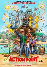 Action Point: Park rozrywki (2018) plakat