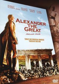 Aleksander Wielki (1956) plakat