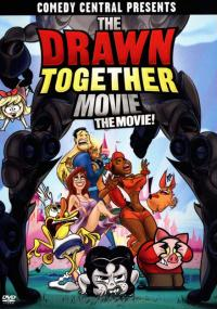 The Drawn Together Movie: The Movie! (2010) plakat