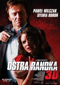 Ostra randka (2012) plakat