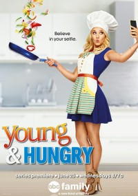 Young & Hungry (2014) plakat