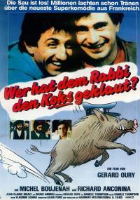 Levi i Goliat (1986) plakat