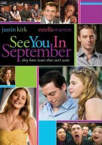 Do zobaczenia we wrześniu (2010) plakat