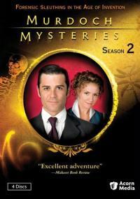 Detektyw Murdoch (2008) plakat