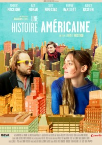 Une histoire américaine (2015) plakat