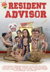 Dean Slater: Resident Advisor (2013) plakat