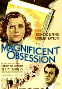 Magnificent Obsession (1935) plakat