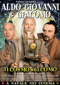 Il Cosmo sul comò (2008) plakat