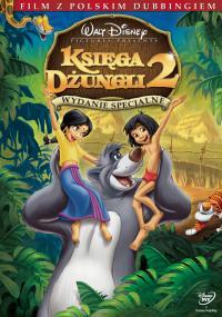 Księga dżungli 2 (2003) plakat