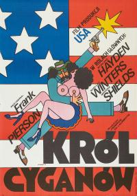 Król Cyganów (1978) plakat