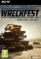 plakat - Wreckfest (2018)
