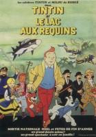 plakat - Tintin i jezioro rekinów (1972)