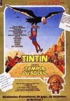 Tintin. Świątynia słońca (1969) plakat