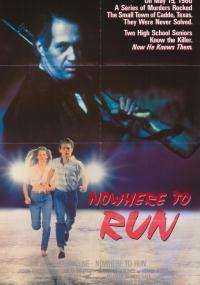 Nowhere to Run (1989) plakat
