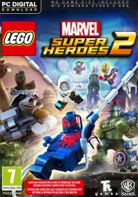 LEGO Marvel Super Heroes 2 (2017) plakat