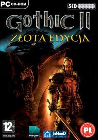 Gothic II (2002) plakat