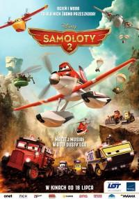 Samoloty 2 (2014) plakat