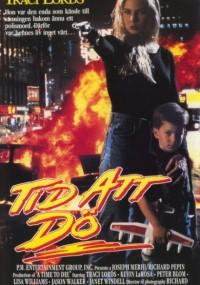 Czas na śmierć (1991) plakat
