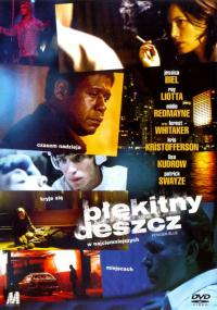 Błękitny deszcz (2009) plakat