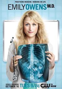 Emily Owens, M.D. (2012) plakat