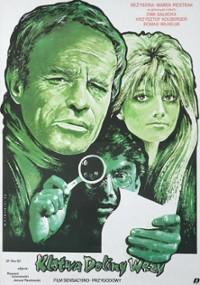 Klątwa Doliny Węży (1987) plakat