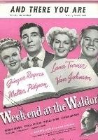 Weekend w hotelu Waldorf