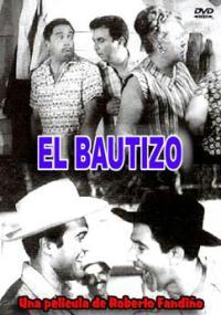 El Bautizo (1968) plakat