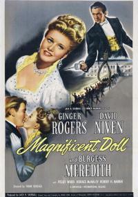 Magnificent Doll (1946) plakat