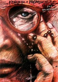 Kobieta z prowincji (1984) plakat