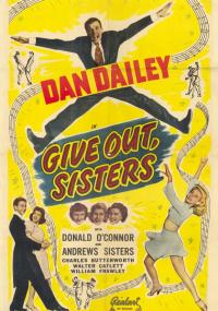 Give Out, Sisters (1942) plakat