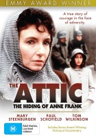 plakat - Attic: The Hiding of Anne Frank (1988)