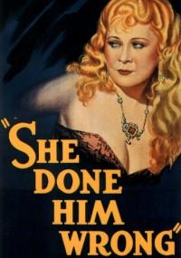 Lady Lou (1933) plakat