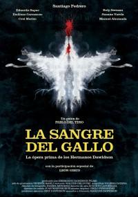 La sangre del gallo (2015) plakat
